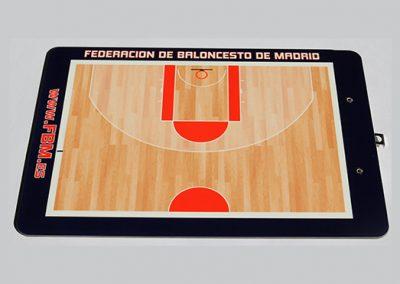 Federacion baloncento Madrid